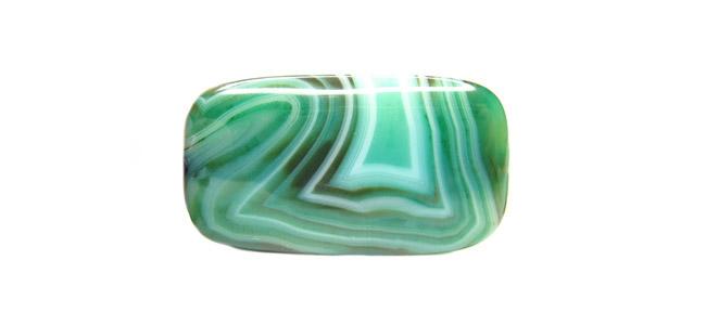 Chalcedon grün