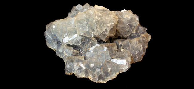 Fluorit farblos
